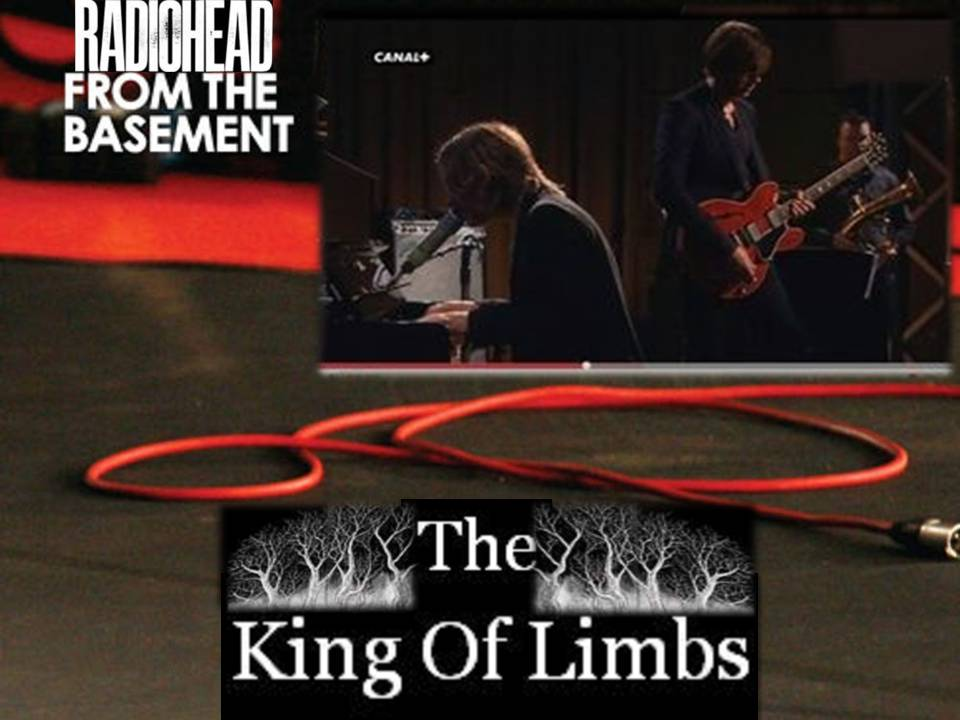 Radiohead live from the basement the king of limbs 2011 audio download video mightylinksfo