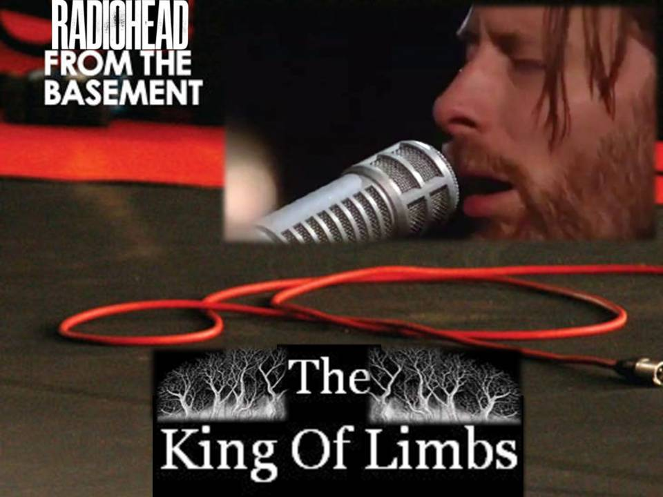 radiohead live from the basement the king of limbs
