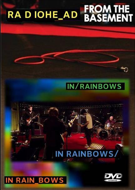 radiohead live from the basement dvd s wearethelastbeatniks
