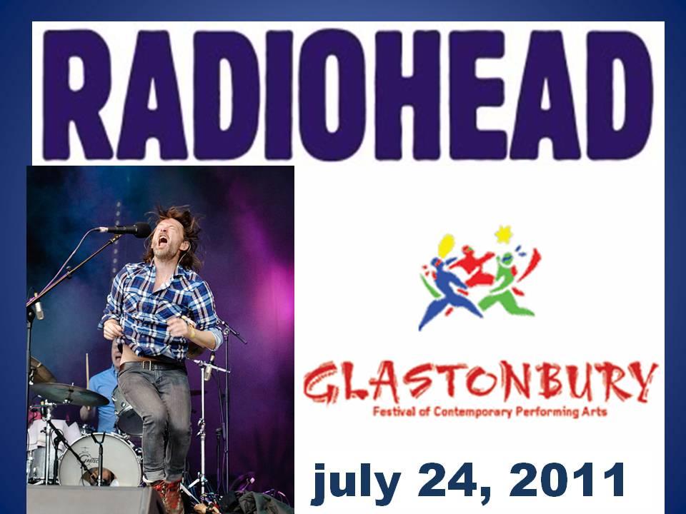 radiohead glasto 2011