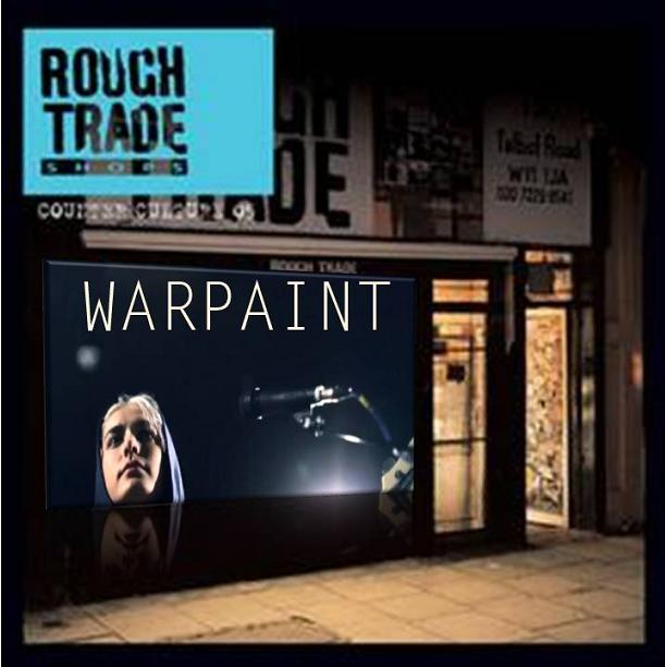Warpaint Rough Trade Sessions | wearethelastbeatniks