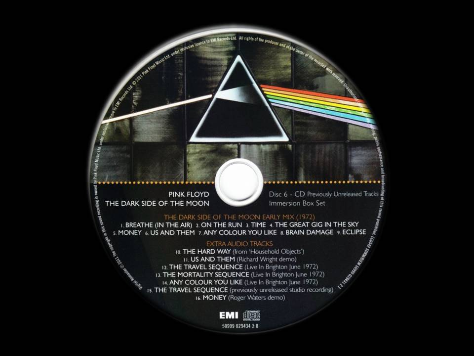 Immersion Edition The Dark Side Of The Moon