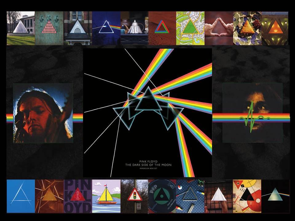 Dark Side Of The Moon Pink Floyd Zip Up Hooded