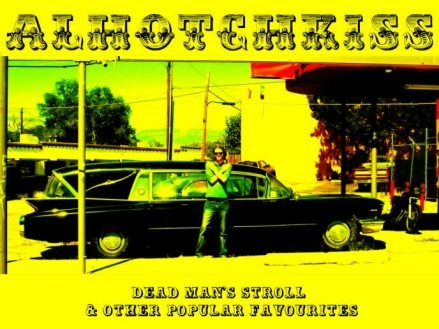 Al Hotchkiss - ¡Dead Man's Stroll & Other Popular Favourites! - cover