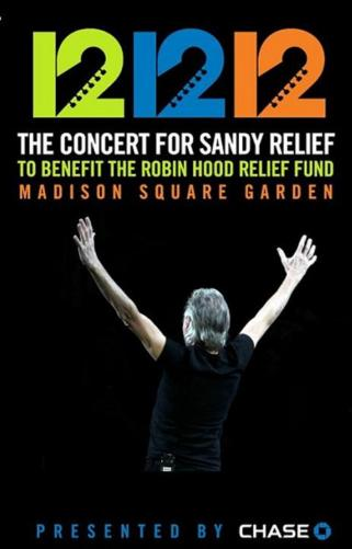 Roger Waters (of Pink Floyd) 12-12-12 Sandy Benefit