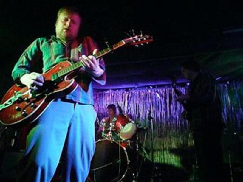 Carey Mercer Guitar Hero
