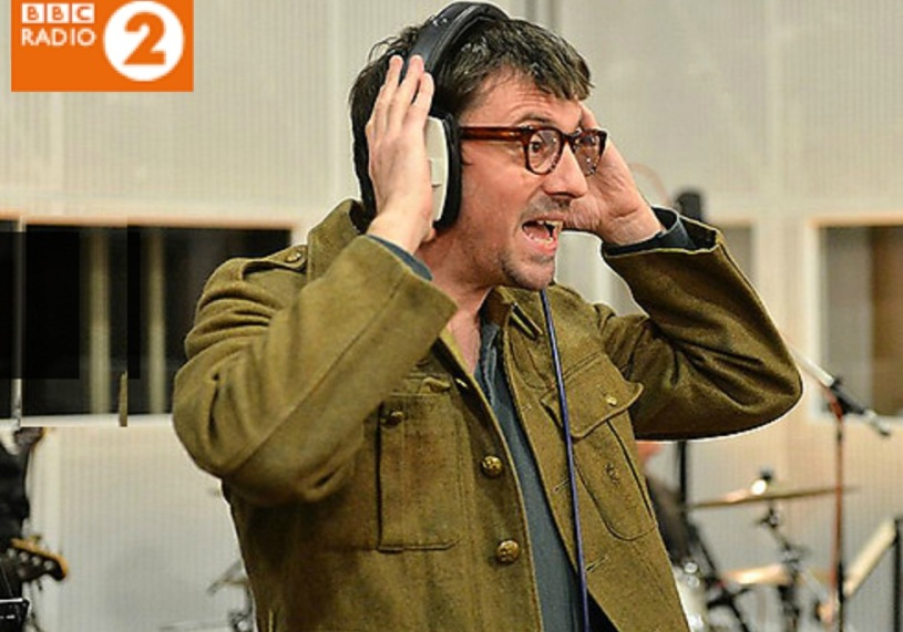 graham coxon at BBC 2