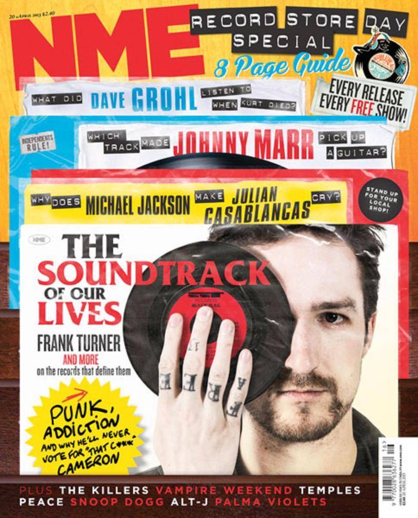 NME - 20 April 2013l