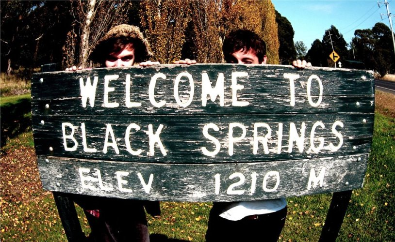 blacksprings