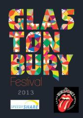 Glastonbury POSTER