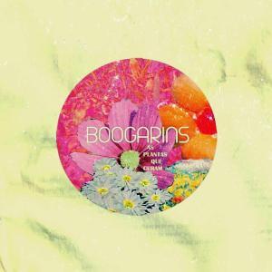 Boogarins - As Plantas Que Curam - front