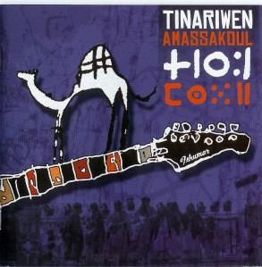Tinariwen - Amassakoul - 00 - Front